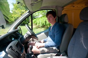 Me and MY van